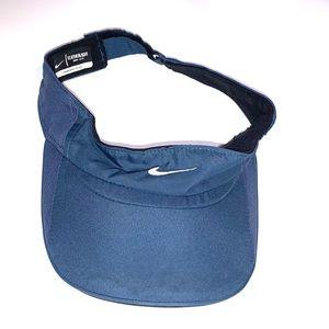 Navy Blue Nike Visor OS